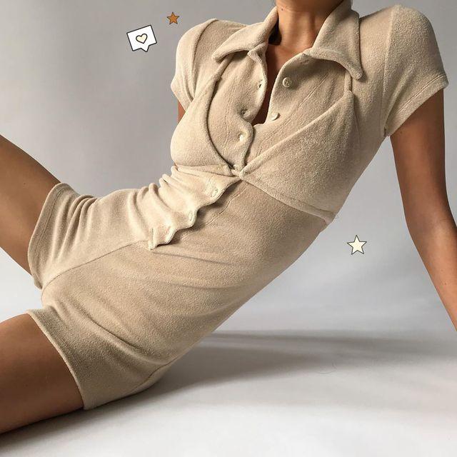 terry cloth fashion trend