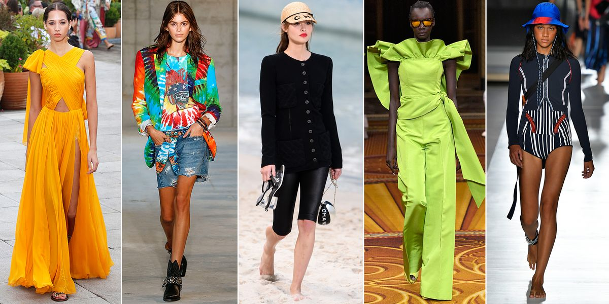 Spring summer 2019 fashion trends: the fashion trends you ...