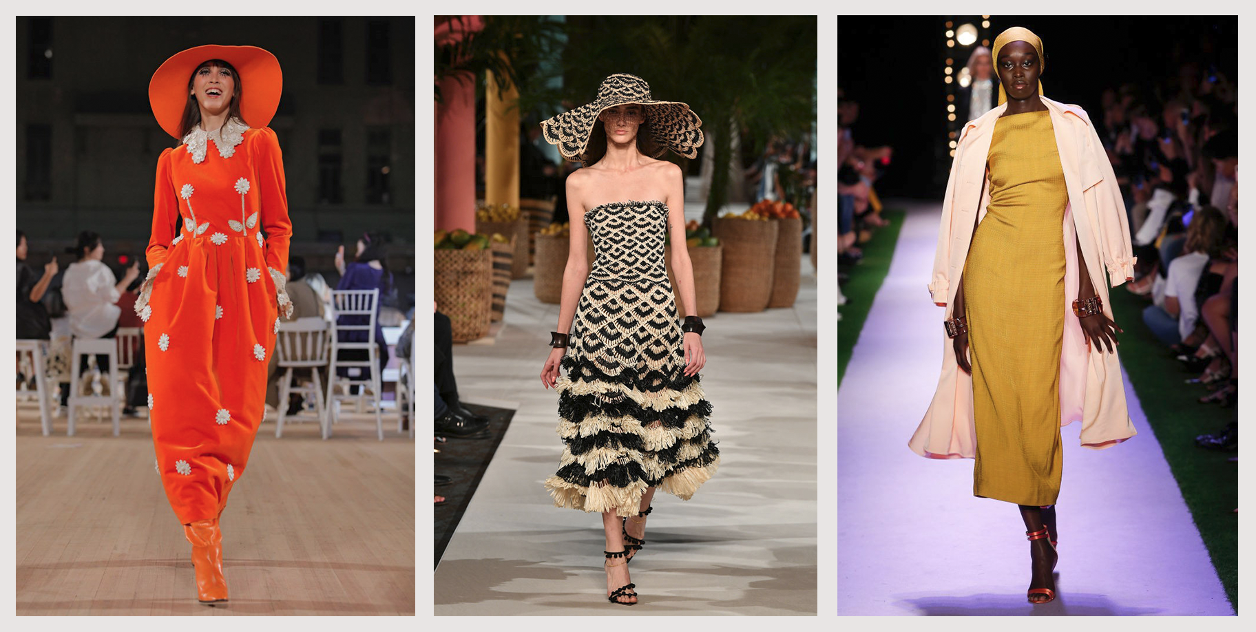 5 Dynamic Trends from Fashion Week That You Can Incorporate Into Your Home