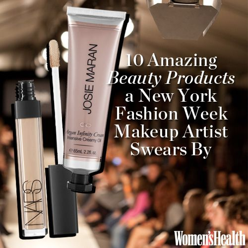 10 Amazing Beauty Products a New York Fashion Week Makeup Artist Swears By
