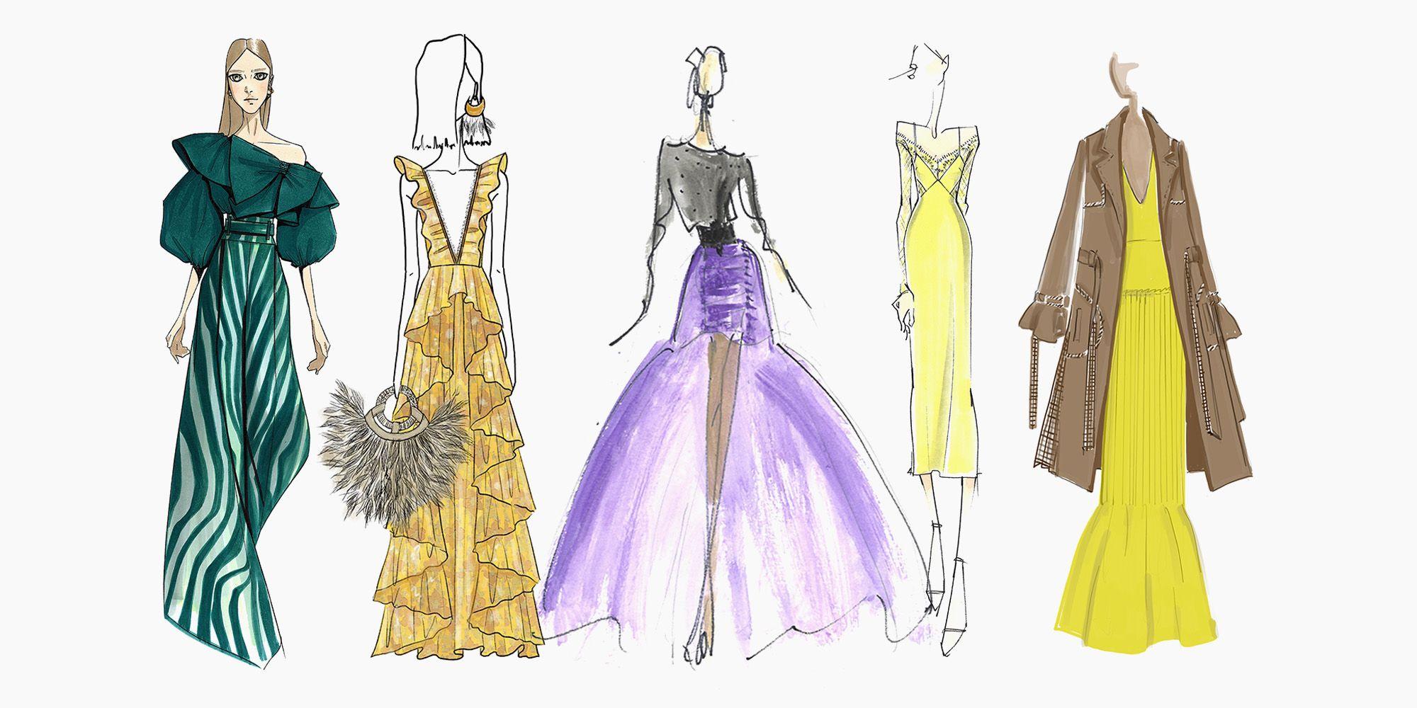 33 new york fashion designers on their inspiration behind