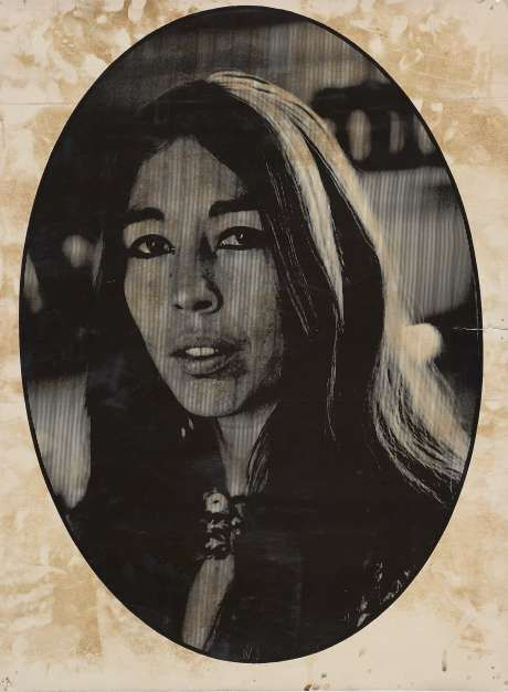 A portrait of Jeanne Rose from the late 1960s.
