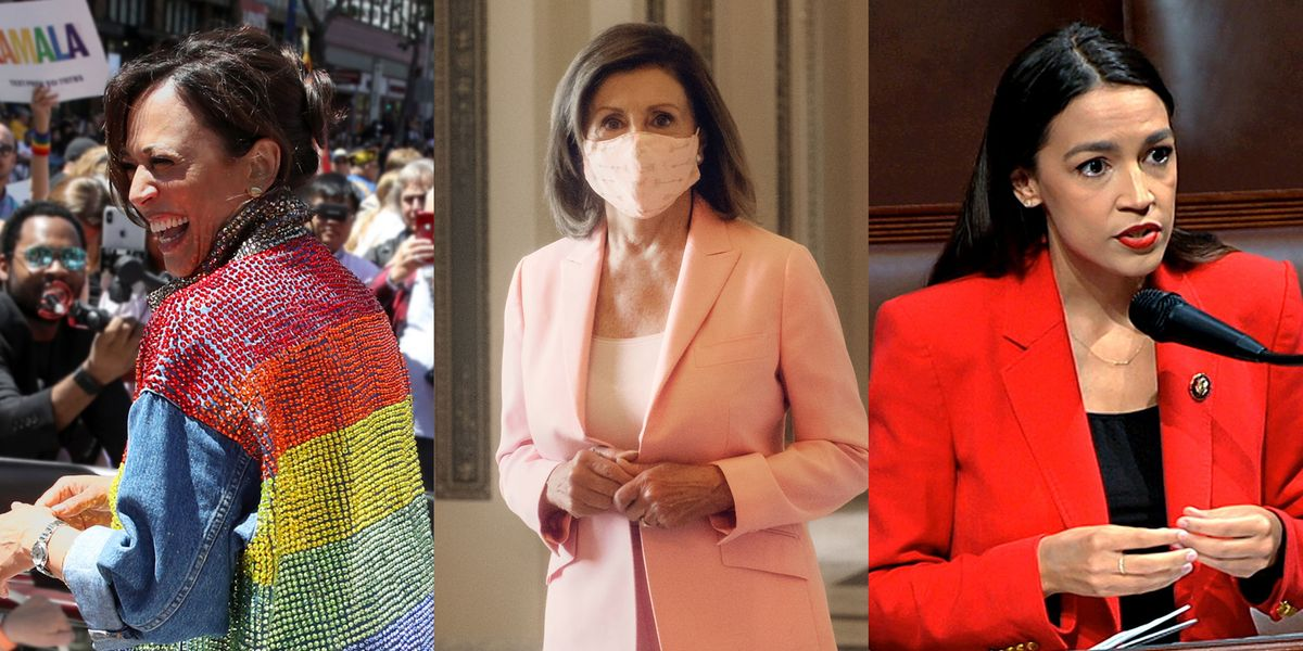 How Politicians Became 2020's Biggest Fashion Influencers
