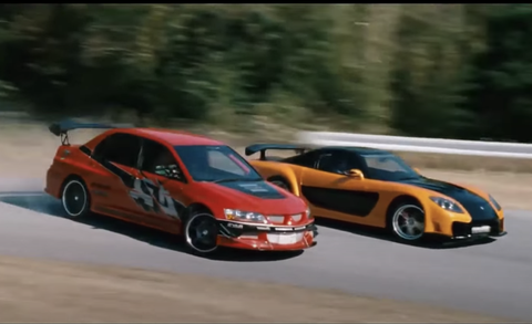 scene from fast and furious 3 tokyo drift