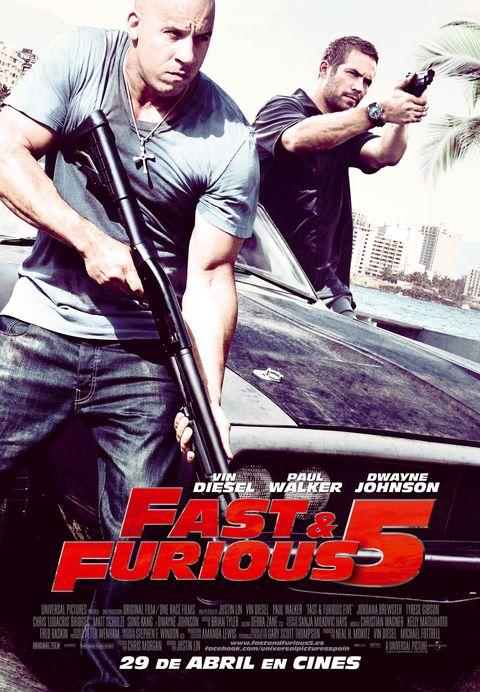 fast and furious saga