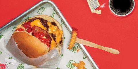 surviving fast food