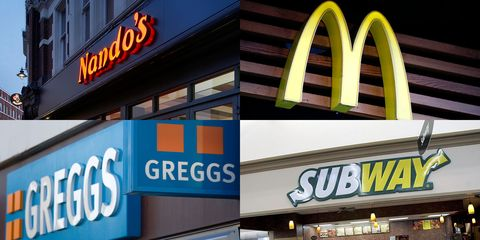 This is what a nutritionist would order from all your favourite fast-food restaurants