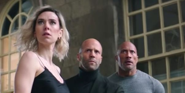 Hobbs And Shaw Viewers Spot Awkward Blunder