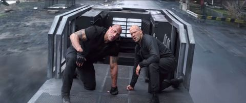 Hobbs and Shaw star says