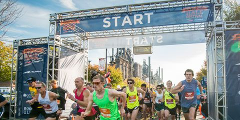 Media: Go Out Fast In Your Next 5K