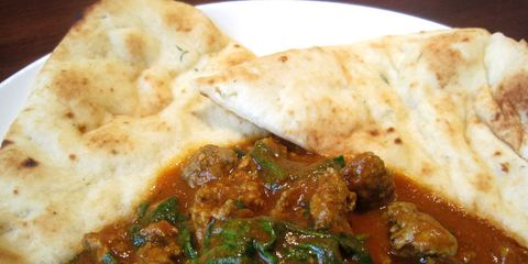 Ravenous Runner Four Ingredient Lamb Curry