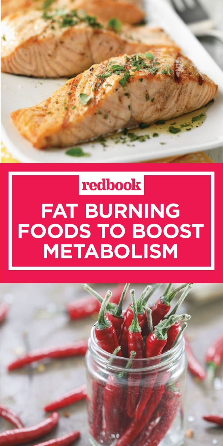 20 Best Fat Burning Foods - Weight Loss Foods That Burn Fat