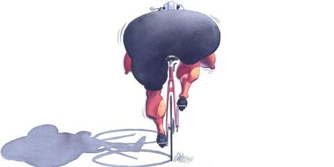 500-Pound Man Biking Across America