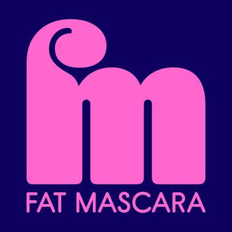 fat mascara podcast logo