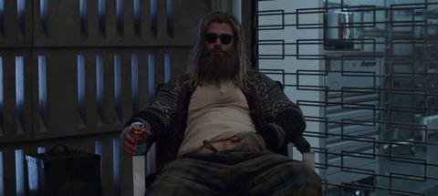 Escenas de Fat Thor Rodaje Hace 2 Años - Endgame Ragnarok Marvel