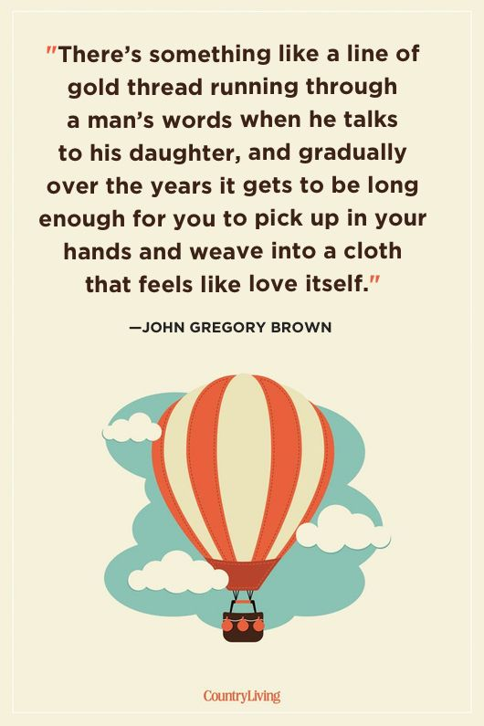45 Father & Daughter Quotes - Sweet Sayings About Dads & Daughters