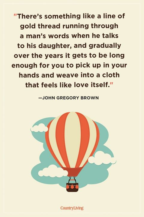 45 Father & Daughter Quotes - Sweet Sayings About Dads ...