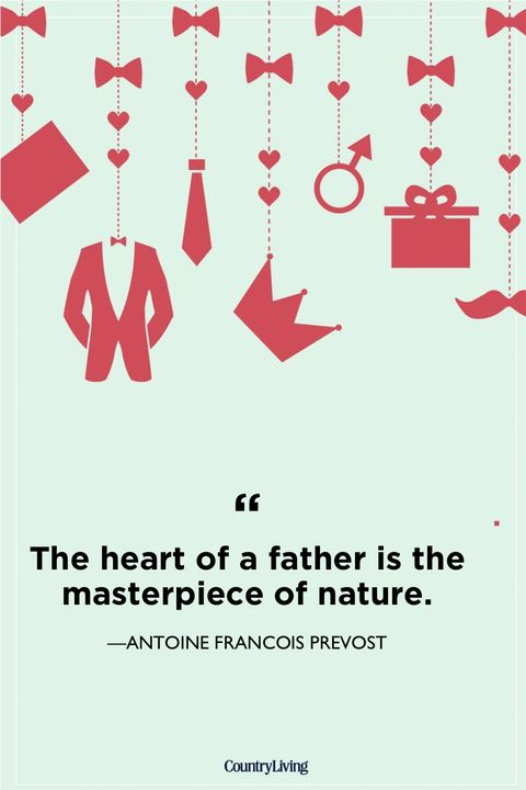 father daughter quotes Antoine Francois Prevost