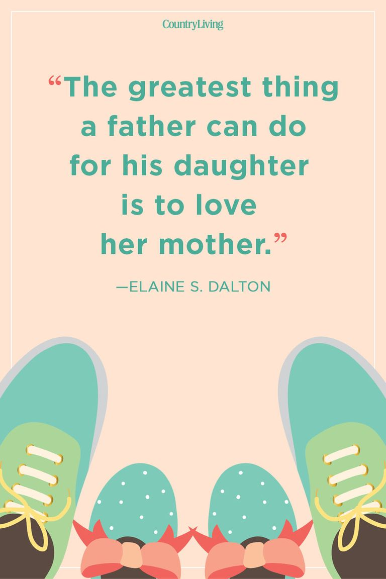 20 Father  Daughter Quotes - Sweet Sayings About Dads  Daughters-1531