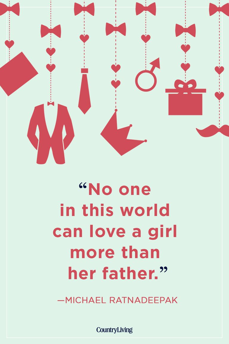 20 Father  Daughter Quotes - Sweet Sayings About Dads -5102