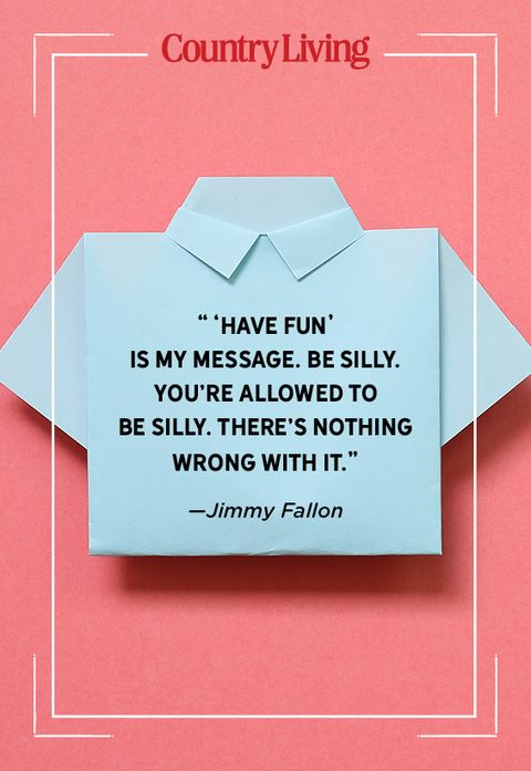 quote about father's day from jimmy fallon
