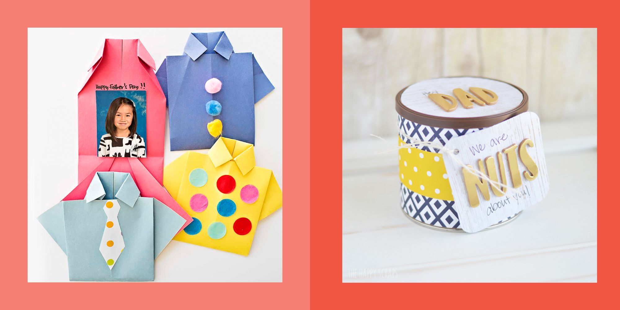 f563ecd9c1652 32 Father's Day Crafts - Father's Day Craft Ideas