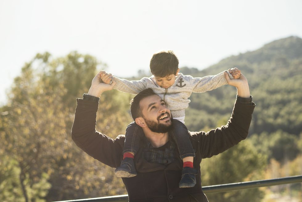 13 Moving Father's Day Poems to Honor Your Relationship With Dad