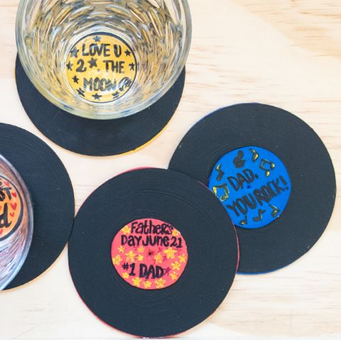 record father' day craft