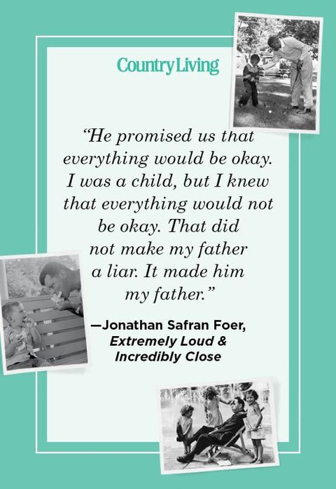 father son quote jonathan safran foer