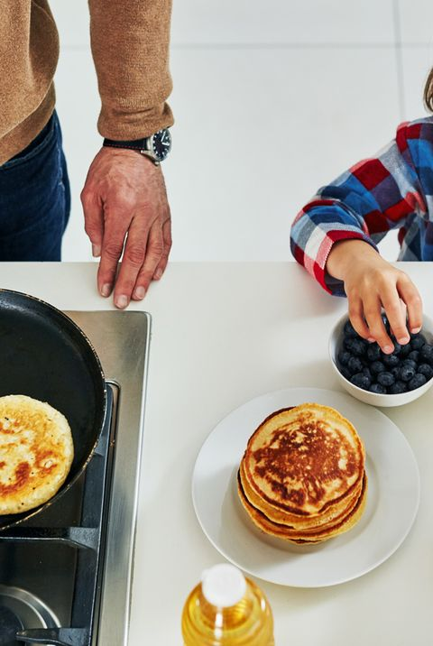 fathers day activities breakfast