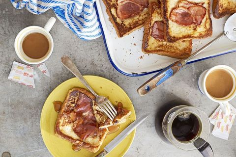 fathers day breakfast french toast
