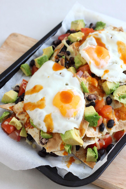 fathers day breakfast ideas nachos