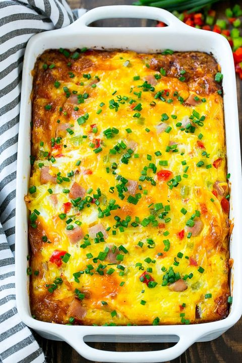 fathers day brunch casserole