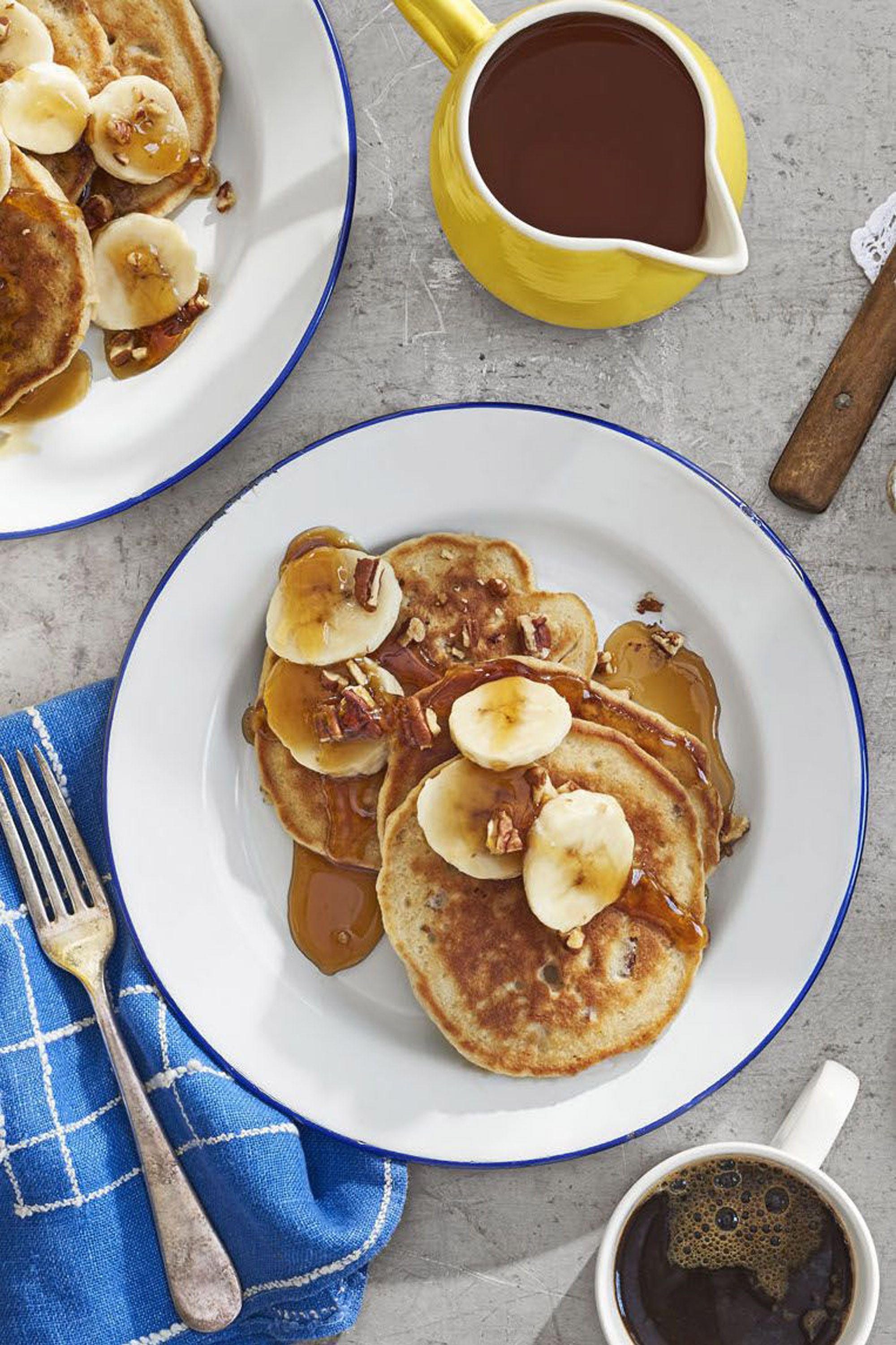 fathers day brunch pancakes
