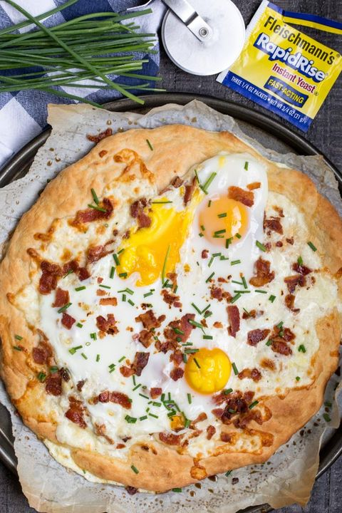 fathers day brunch pizza