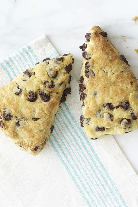 fathers day brunch sour cream chocolate chip scones