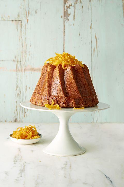 Father's Day Cakes - Triple Citrus Bundt