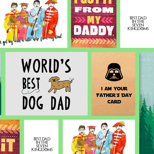 fa585b9b 15 Father's Day Card Ideas for the Sentimental Dad