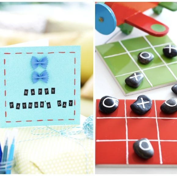 Father's Day craft ideas you can make with the kids