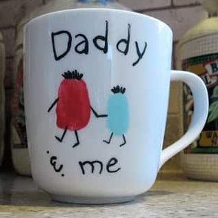 fathersdaycraftideasfingerprintmug