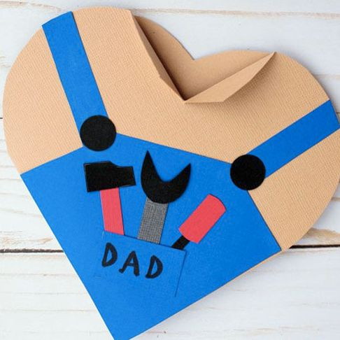18 Easy Fathers Day Craft Ideas