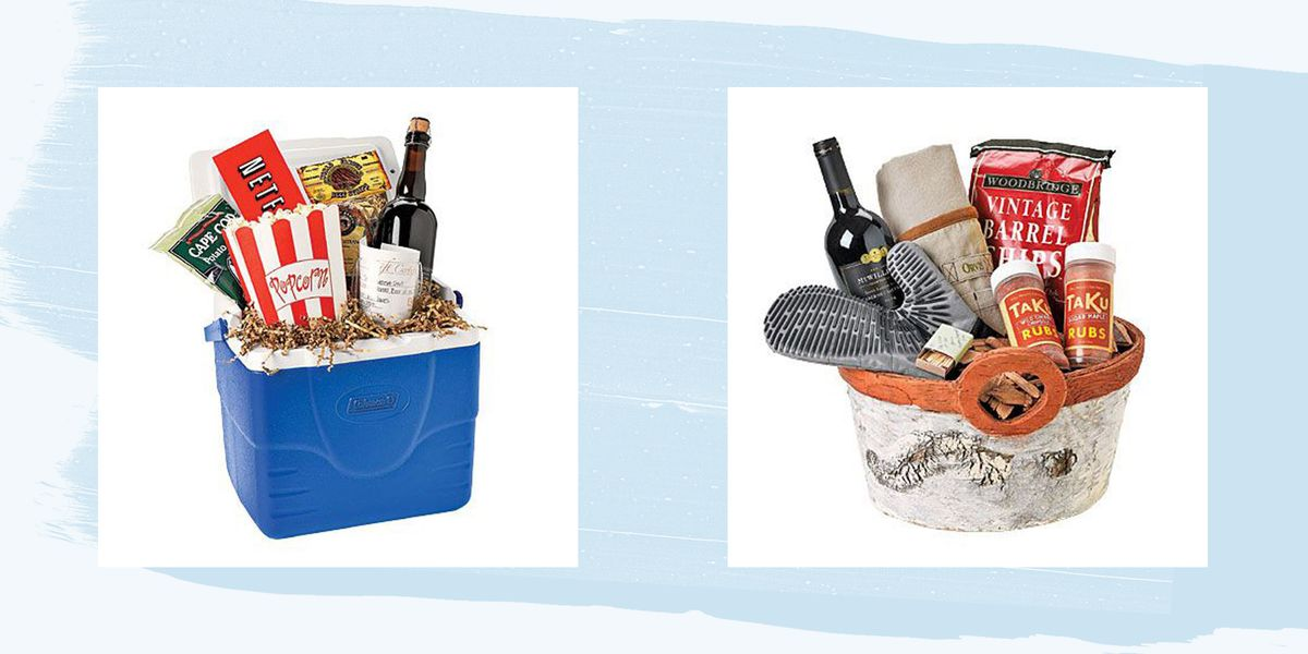 Personalized DIY Father's Day Gift Baskets for a Thoughtful Touch