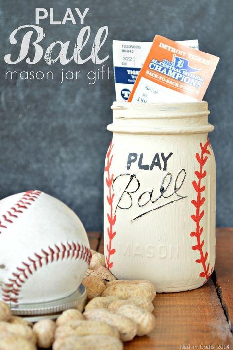 fathers day gift baskets baseball