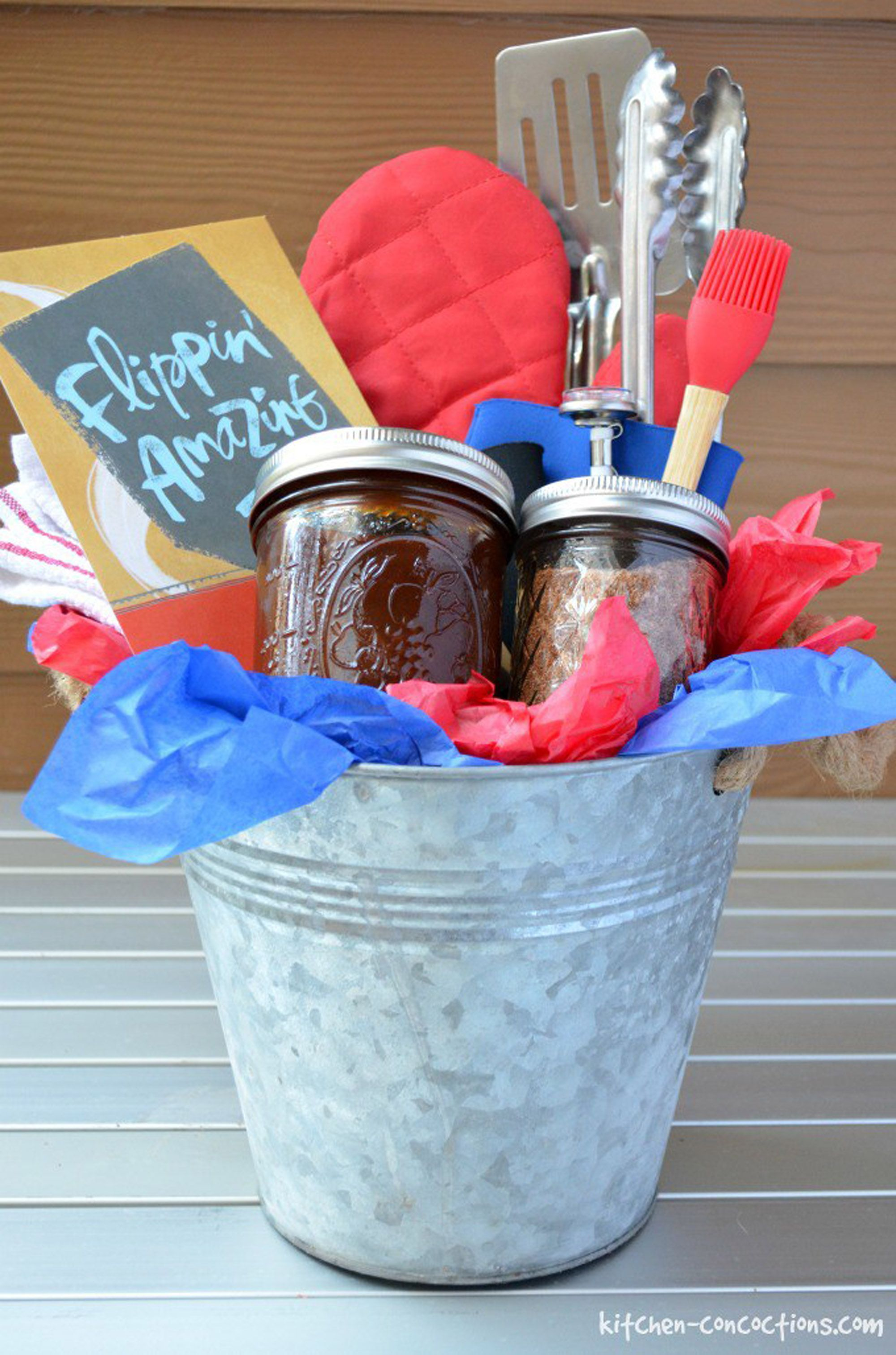 fathers day gifts baskets grill