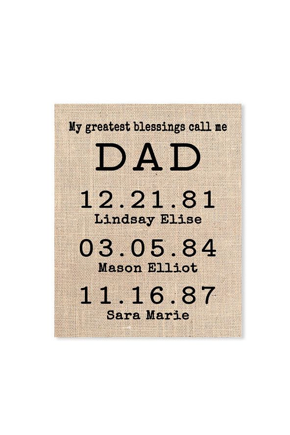 aca56e70 40 Fathers Day Gifts from Daughters - Ideas for Presents That Fathers Will  Love
