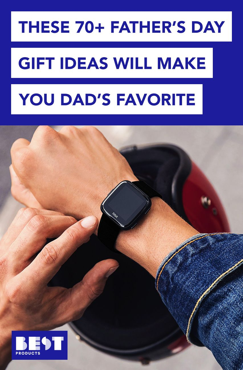 8d06e6dc 50+ Best Father's Day Gifts for 2019 - Cool Fathers Day Gift Ideas