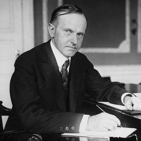 father's day history president calvin coolidge
