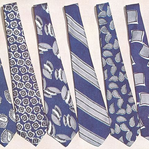 Father's Day History Ties Gift