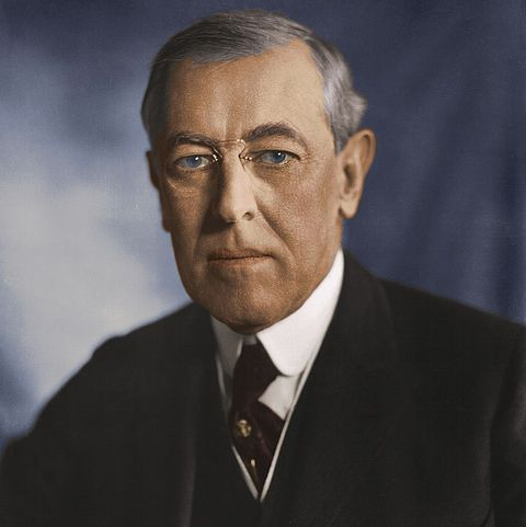 father's day history president woodrow wilson