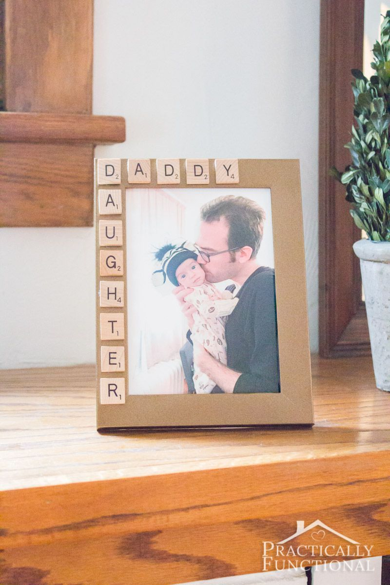 20+ Easy Father\'s Day Craft Ideas - Homemade Gifts for Dad